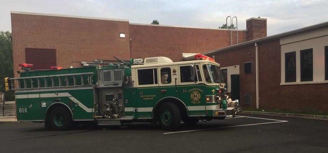 Fire Alarm Greenfields School