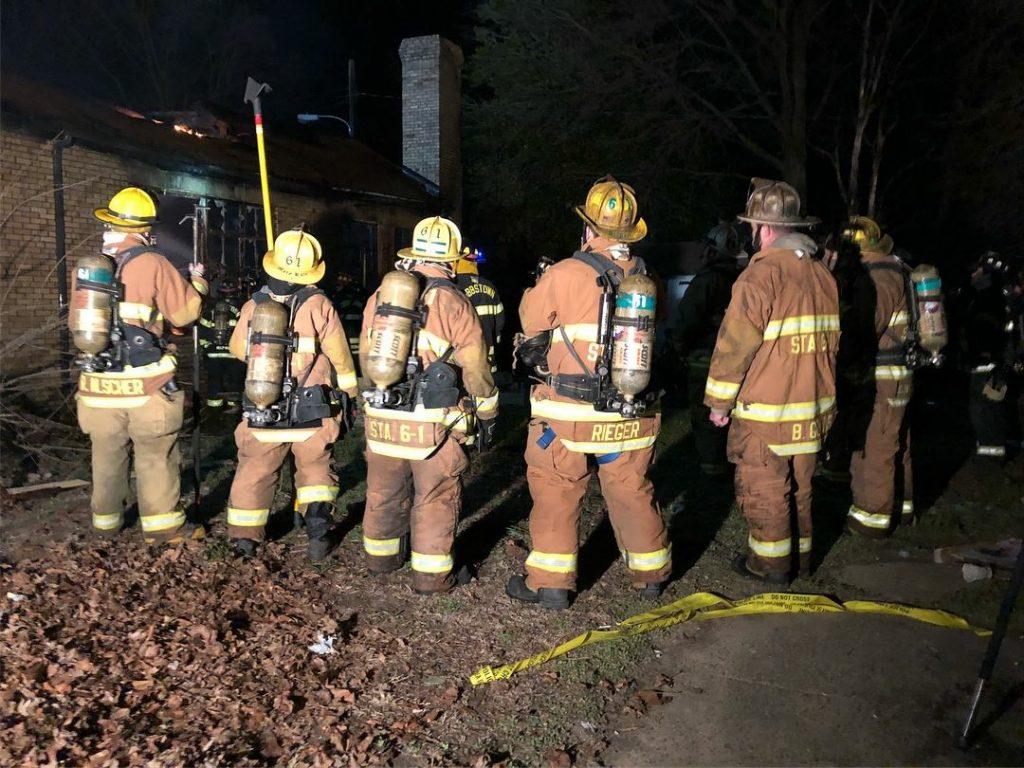 Paulsboro Warehouse Fire