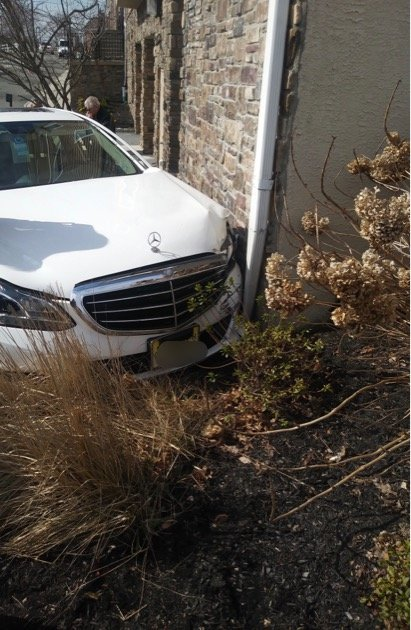 Vehicle into Wall