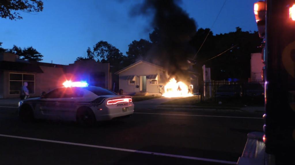 Paulsboro Dwelling Fire
